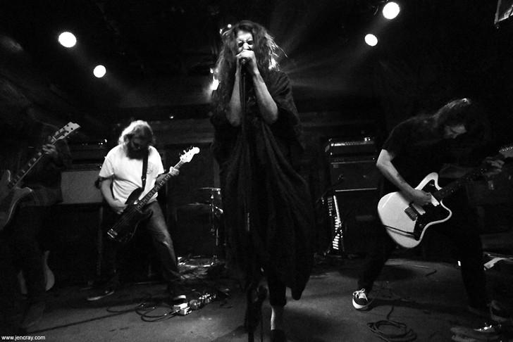 Oathbreaker at Backbooth - JEN CRAY