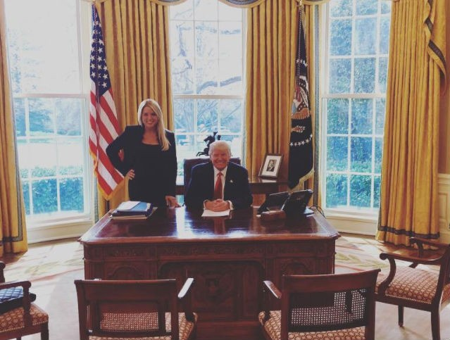 PHOTO VIA PAM BONDI/INSTAGRAM