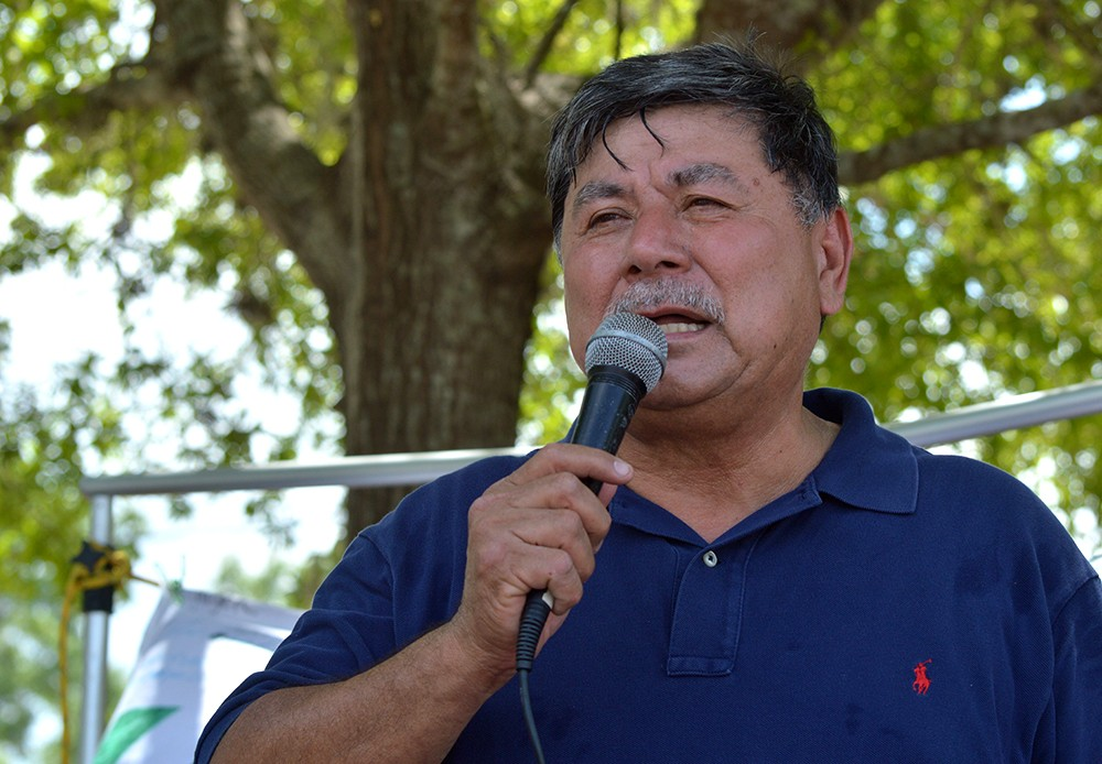 Farmworkers And Immigration Advocates March In Apopka