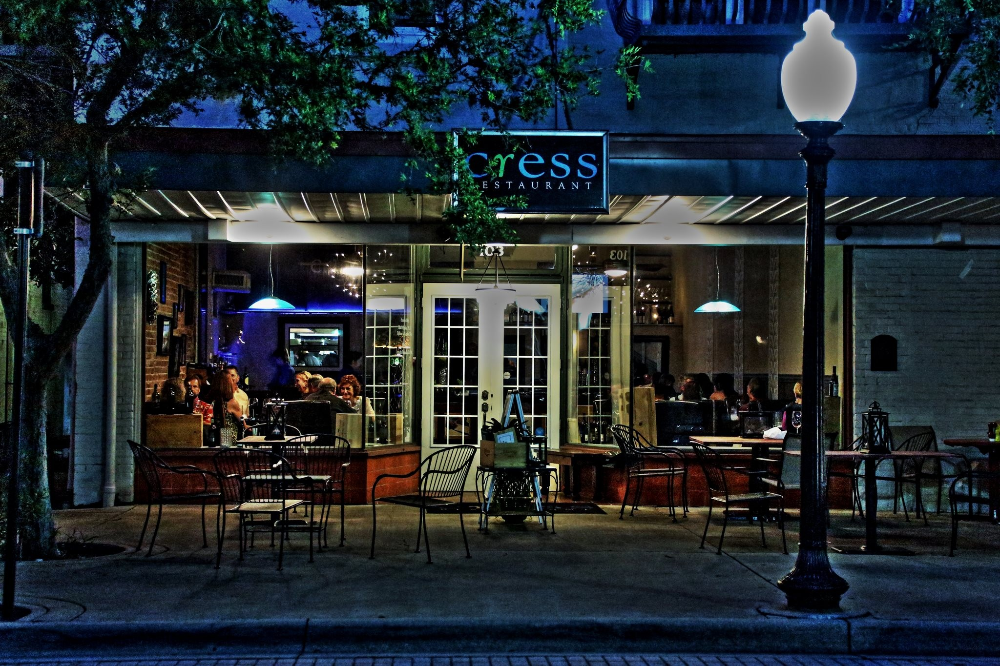 cress restaurant will close and reopen with a focus on events