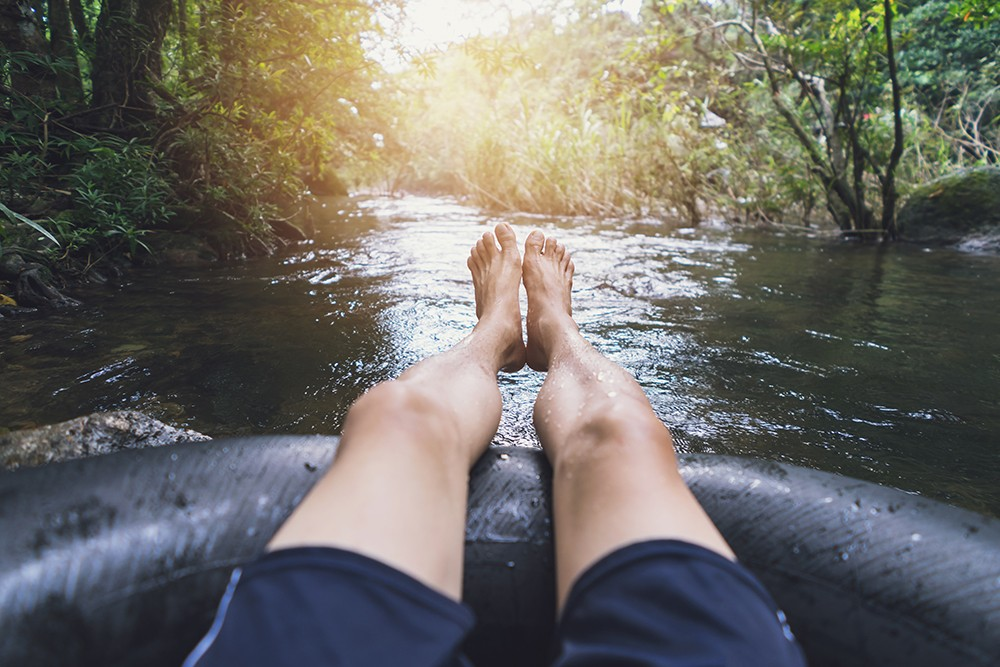 Ten perfect Florida places to float a tube down a river | Summer Guide |  Orlando | Orlando Weekly