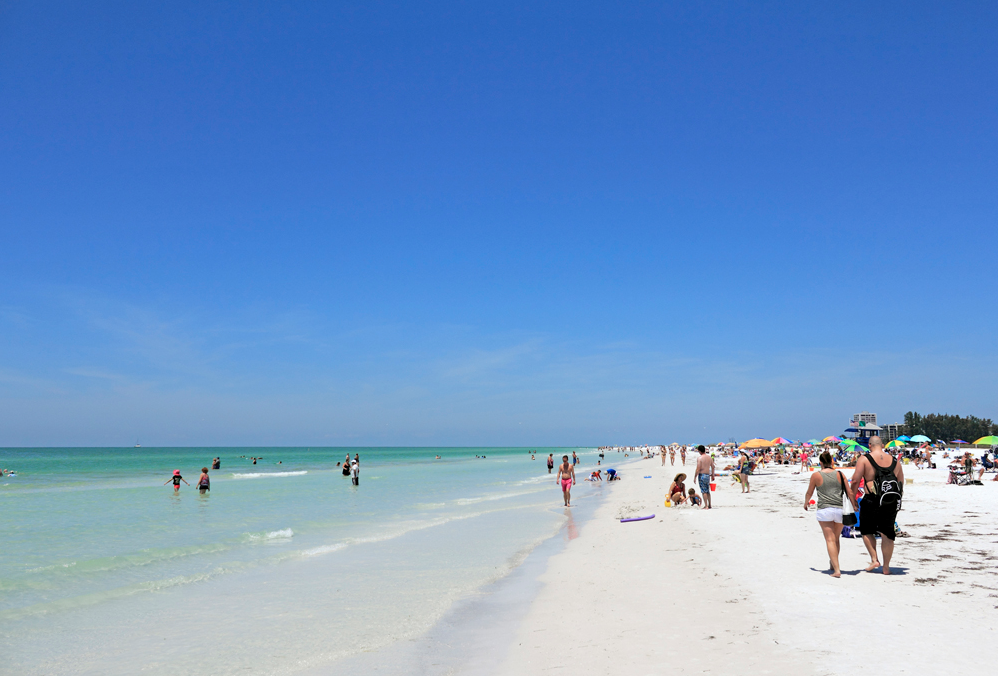 Three Florida Beaches Named Best In