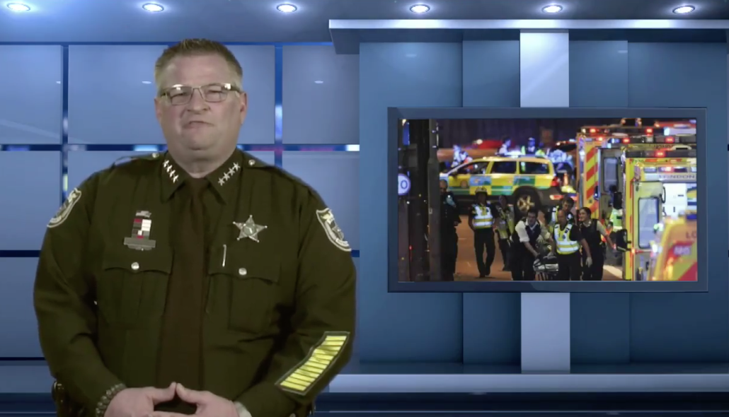 Brevard County Sheriff Wayne Ivey is incredibly wrong about 'good guys with  guns'   Blogs