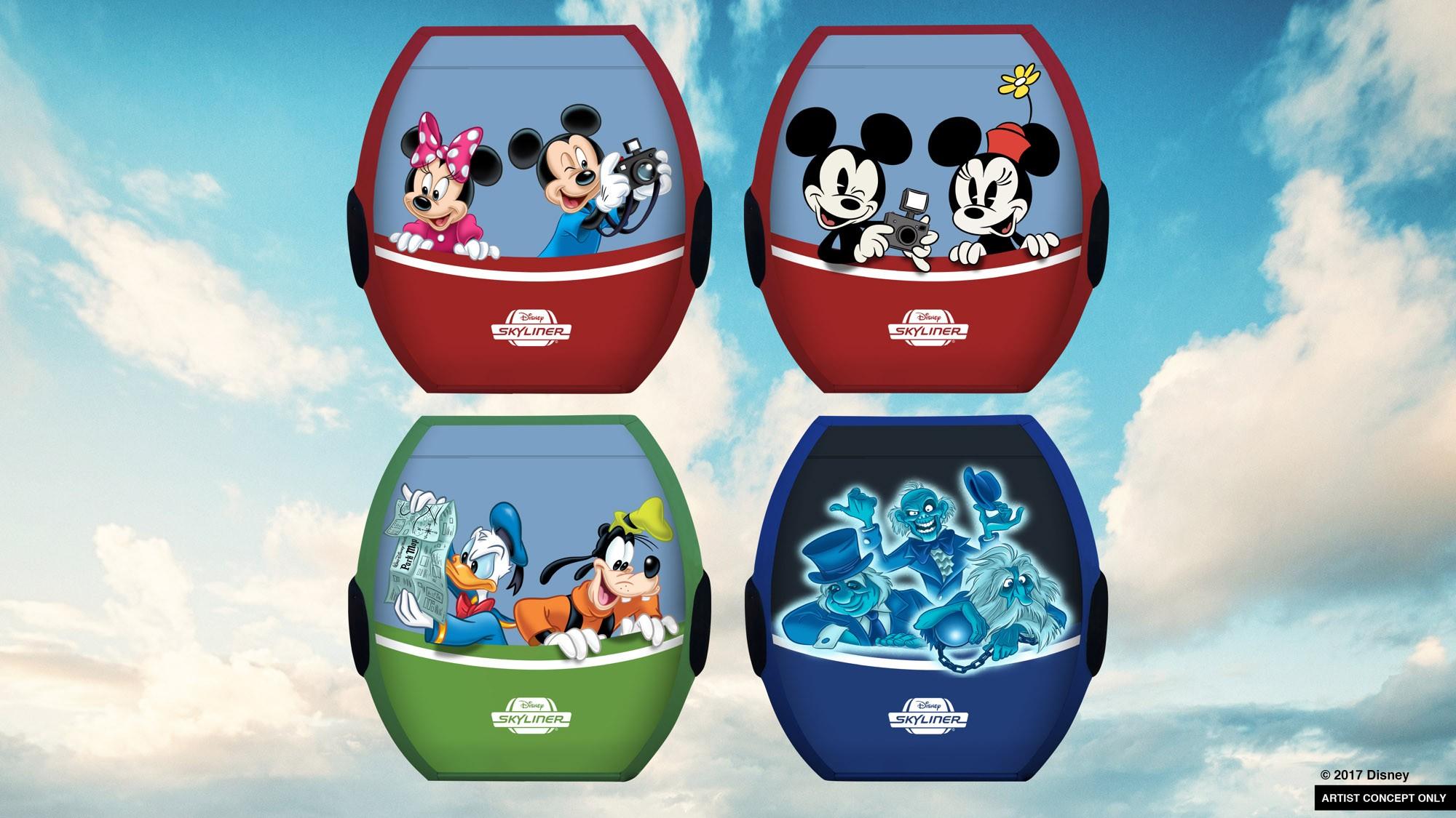 Magic Kingdom, Walt Disney World getting major new updates