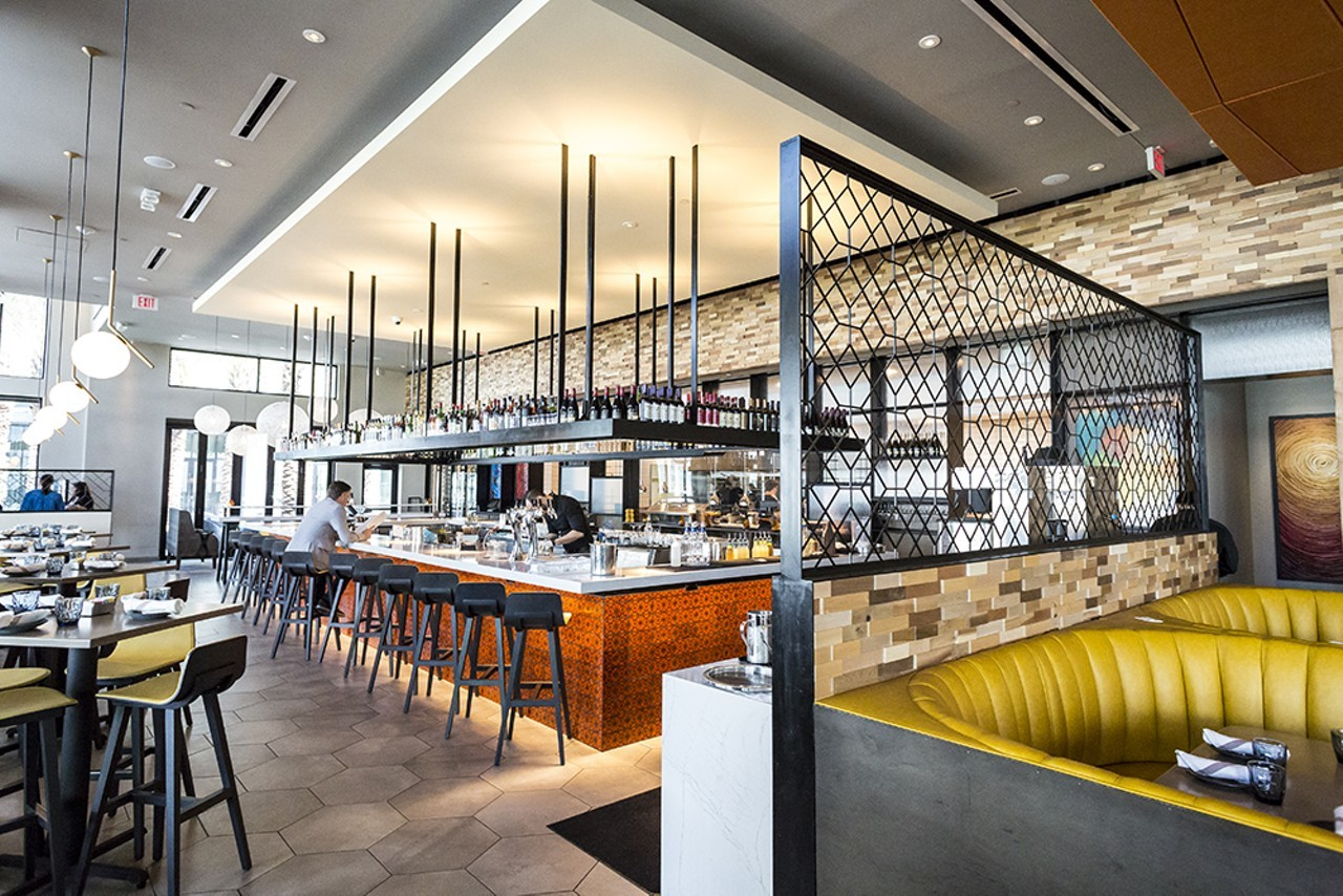 Lake Nona S Chroma Modern Bar Kitchen Unveils New Happy Hour Menu And Drink Specials Blogs