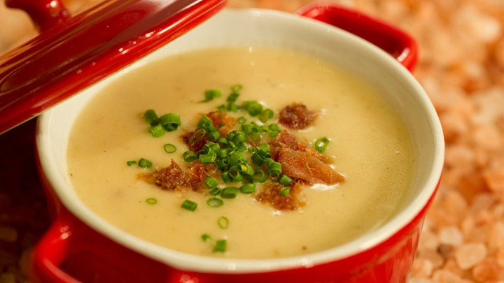 Canadian Cheddar Cheese Soup - IMAGE COURTESY OF WALT DISNEY WORLD RESORT