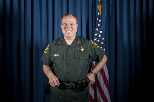 Polk County Sheriff says he'll arrest anyone with a warrant
