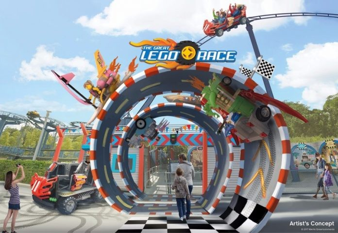 Legoland just announced the world's first VR coaster designed for ...