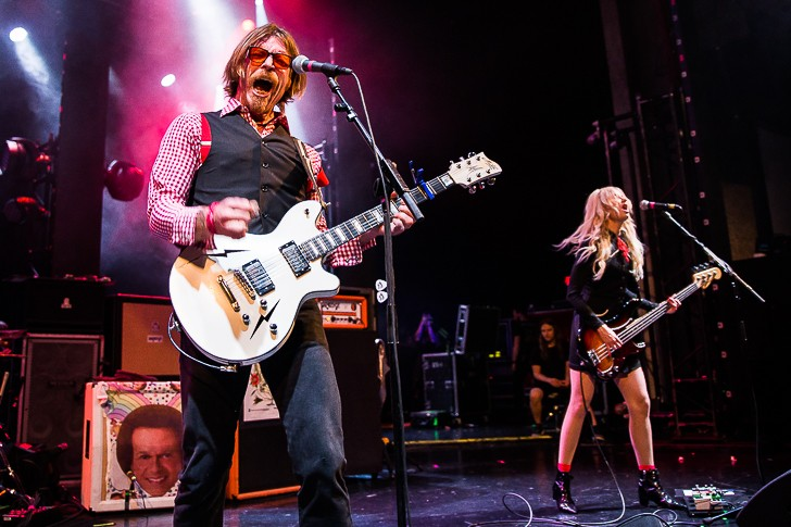 Eagles of Death Metal at Hard Rock Live - JAMES DECHERT