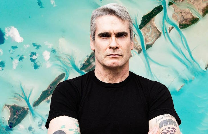 PHOTO VIA HENRY ROLLINS/FACEBOOK