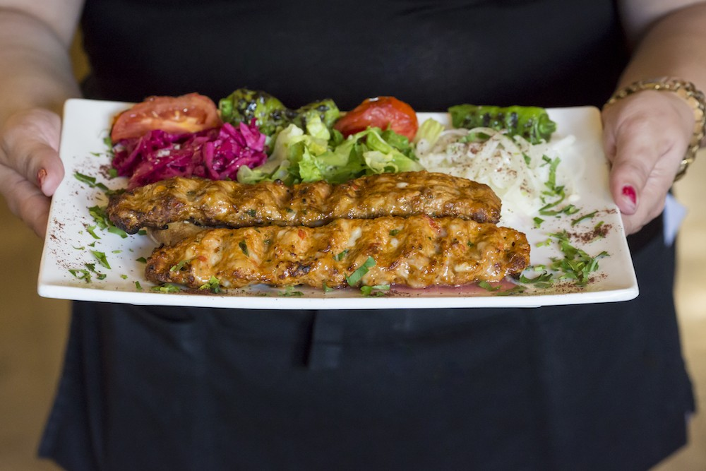 At Altamontes Turkish Bar And Grill Kebabs Delight Restaurant