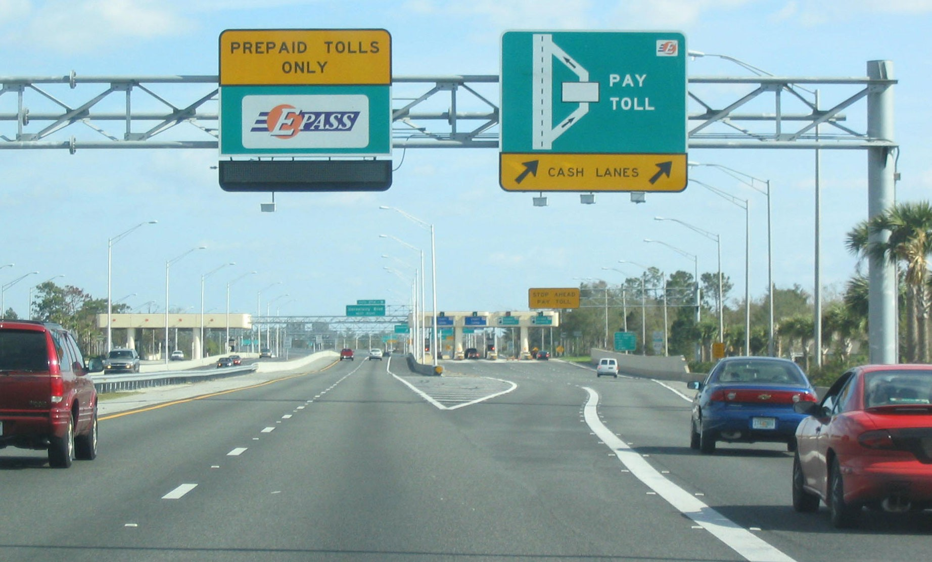 New agreement allows out-of-state E-ZPass drivers to use our