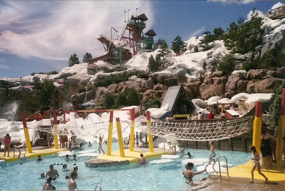 It S Been Over 20 Years Since A Major Upgrade Yet Blizzard Beach