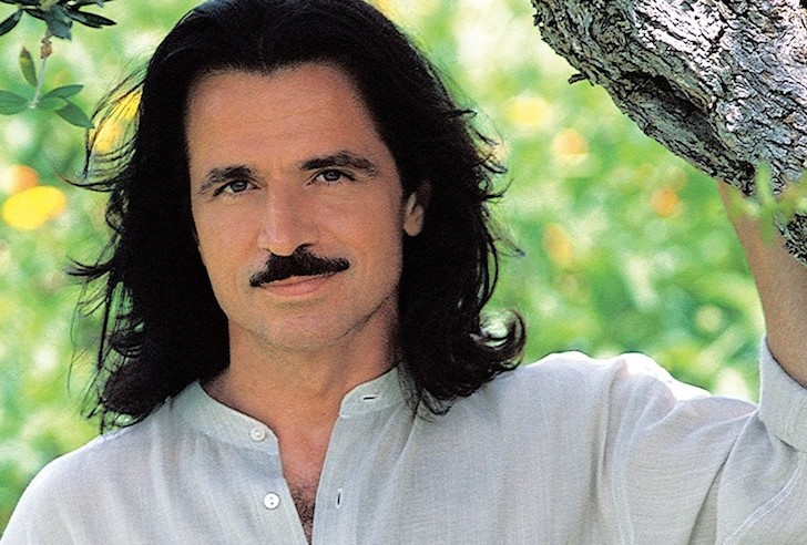 PHOTO VIA YANNI/FACEBOOK