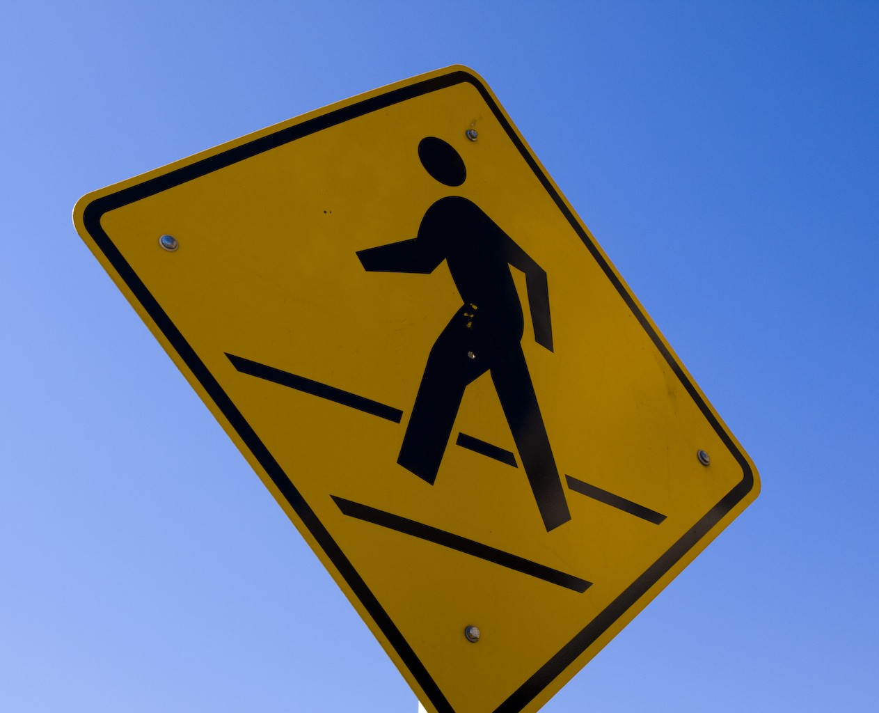 Over 50 percent of jaywalking tickets in Orange County are