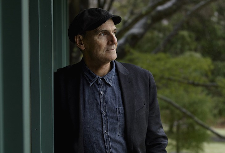James Taylor - PHOTO VIA TICKETMASTER