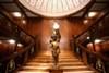 Replica of the Titanic's Grand Staircase