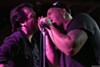 Mike Dunn and Louis DeFabrizio at Will's Pub