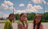 Christopher Rivera, Brooklynn Prince and Valeria Cotto star in  'The Florida Project'