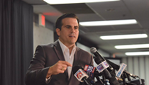 Puerto Rico governor urges Central Florida diaspora to turn outrage into votes