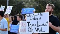 Florida lawmakers look to ban university 'free-speech' zones