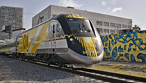 Florida's 'higher-speed' train Brightline hit a pedestrian for the sixth time
