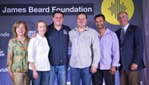 No Central Florida chefs nominated for 2018 James Beard Awards