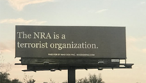 Florida billboard calls the NRA a 'terrorist organization'