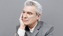 David Byrne to play Orlando this September