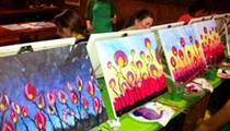 Paint Nite at Renaissance Orlando at SeaWorld
