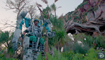 Disney World debuts new 'Avatar' mech suit to teach guests about nature