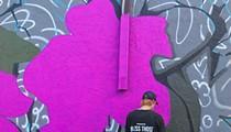 Halsi directs 'Secret Garden' street-art party at the Henao Center