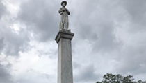 Lakeland officials vote unanimously to move Confederate statue to veterans park