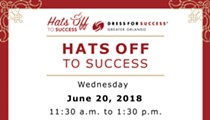 Hats Off to Success Luncheon