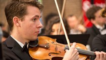 St. Luke's Concert Series: UCF Symphony Open Dress Rehearsal
