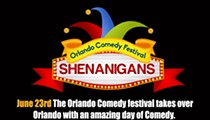 Shenanigans Orlando Comedy Festival