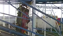 The long, dark history of the now infamous Daytona Beach roller coaster