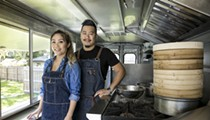 Jimmy Nguyen and Chau Vo wheel one of the most popular, and cheekily named, food trucks in Orlando