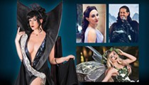 Enchanted: A Burlesque Tribute to Fantasy TV Shows & Films