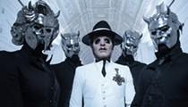 Swedish metal act Ghost to hit Orlando on Black Friday