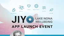 Jiyo Lake Nona With Deepak Chopra