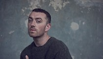 Sam Smith stopped by the Pulse memorial after his Orlando concert
