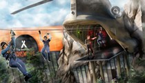 What's the likelihood of Florida getting a $26 million Bear Grylls theme park?