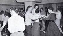 Machine Gun Kristin curates a retro sock hop at the Nook on Robinson