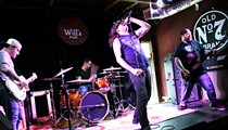 Moat Cobra celebrate their first album with a night of punk and metal at Will's Pub