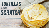 Cuisine Corner: Tortillas From Scratch