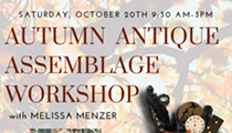 Autumn Assemblage Workshop with Melissa Menzer