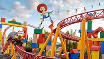 Disney will sell early morning entrance to Toy Story Land starting September