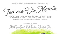 Femme Du Monde: A Celebration of Female Artists