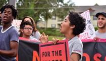 Rick Scott booed again by protesters at Senate campaign stop in Orlando